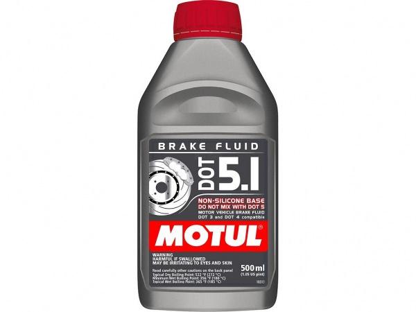 DOT 5.1 Bremsflüssigkeit Motul