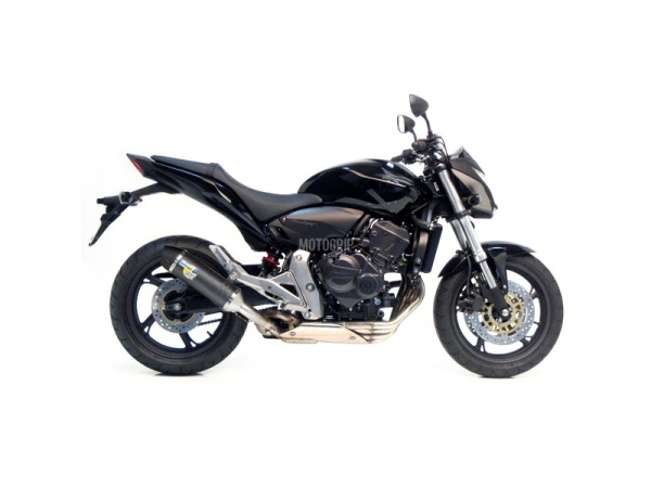 Carbon Slip-On Honda CBR 600 F Auspuff