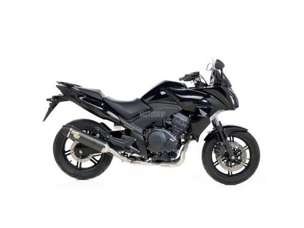 Carbon Slip-On Honda CBF 1000 Auspuff