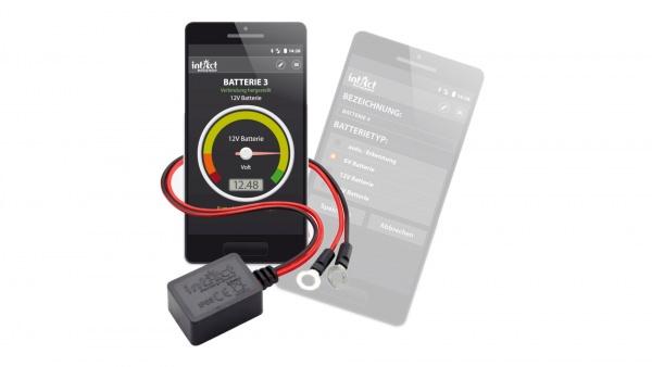 Batteriewächter intAct Spannungsanzeige